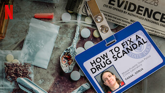 How to Fix a Drug Scandal: Limited Series